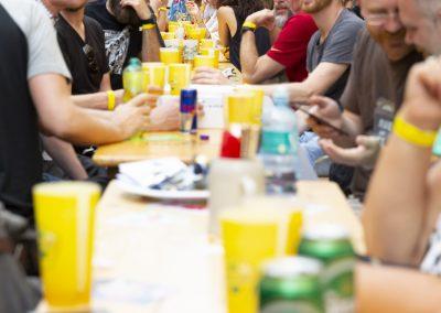 Straßenfest andersrum Trinken (c) BV 6